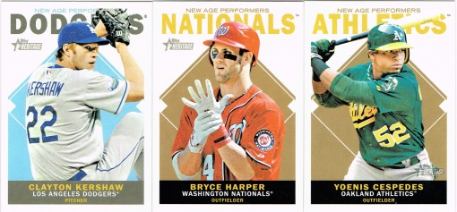 2013 Heritage box 2 New Age Performers