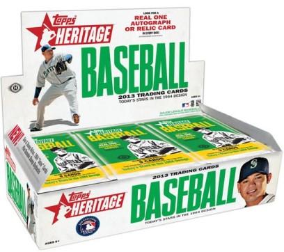 2013 Heritage box