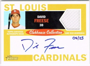 2013 Heritage Clubhouse Auto Relic Freese