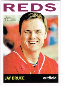 2013 Heritage Reds Jay Bruce