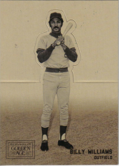 Panini Batter Up Billy Williams
