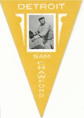 Panini Ferguson Sam Crawford