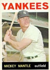 1964 Topps Mantle