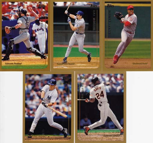 1999 Topps 90 Reds