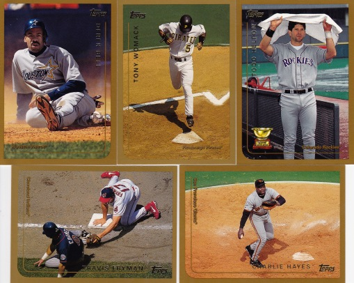 1999 Topps good pictures situational