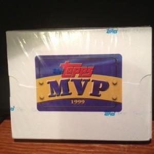 1999 Topps MVP set
