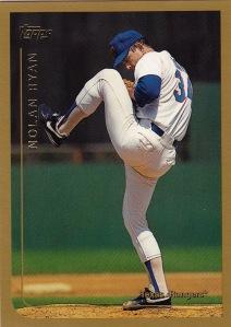 1999 Topps Nolan Ryan