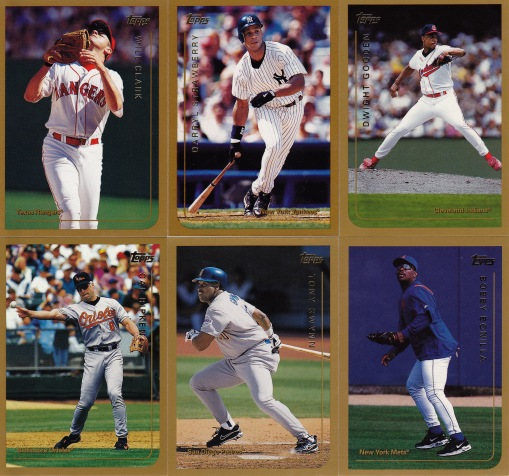 1999 Topps older players