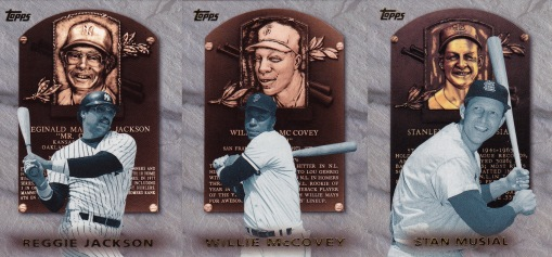 1999 Topps series 1 box HOF Collection