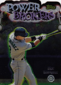 1999 Topps series 1 box Power Booster