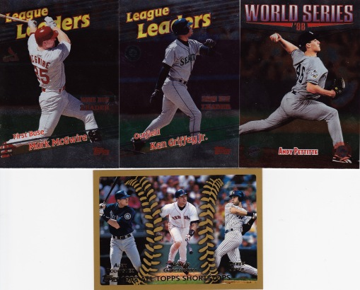 1999 Topps subsets