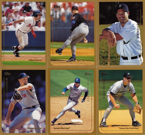 1999 Topps teams you dont remember