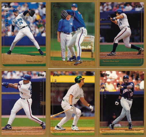 1999 Topps Young Stars
