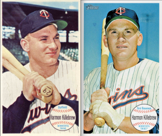 Heritage & 1964 Giants Killebrew