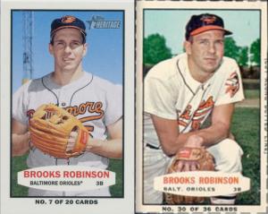 Heritage Bazooka Brooks Robinson