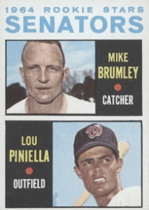 1964 Topps Lou Piniella