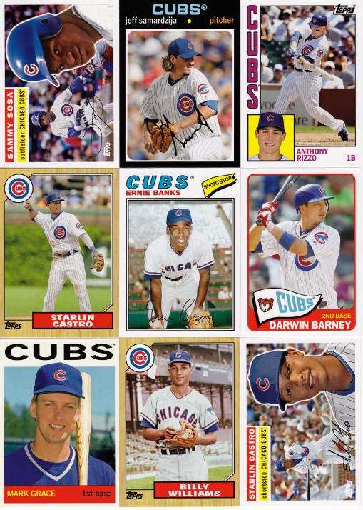 2013 Cubs Topps Archives_0001