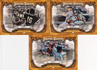 2013 Gypsy Queen box 2 Collisions