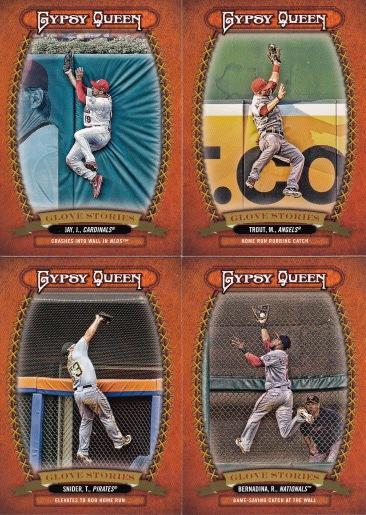 2013 Gypsy Queen box 2 Glove Stories