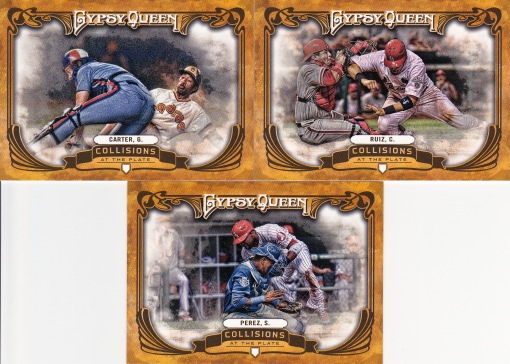 2013 Gypsy Queen Collisions at the Plate