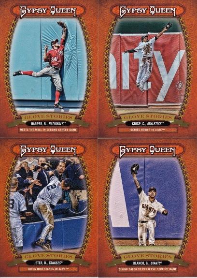 2013 Gypsy Queen Glove Stories