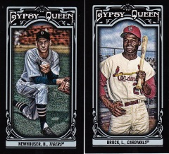 2013 Gypsy Queen mini black Brock Newhouser