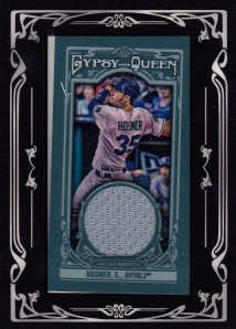 2013 Gypsy Queen retail Hosmer