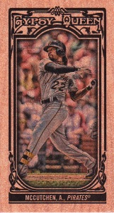 2013 Gypsy Queen wood McCutchen