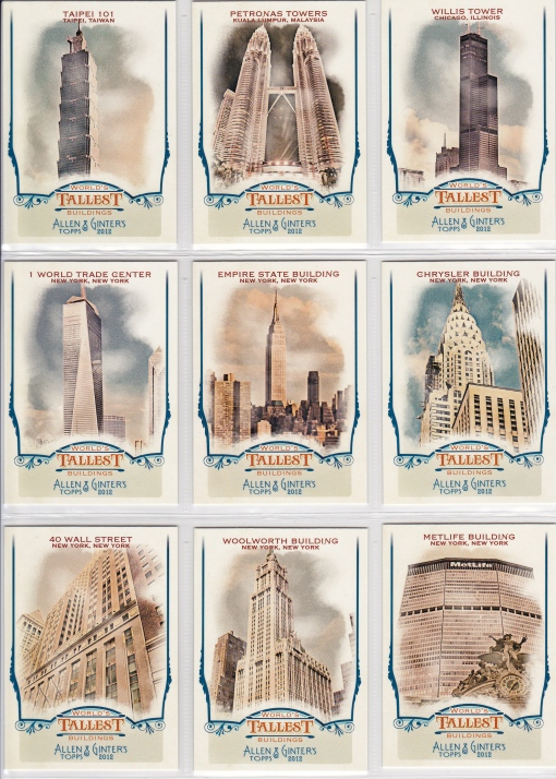 2012 Ginter Tall Buildings