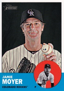 2012 Heritage 605 oldest Jamie Moyer