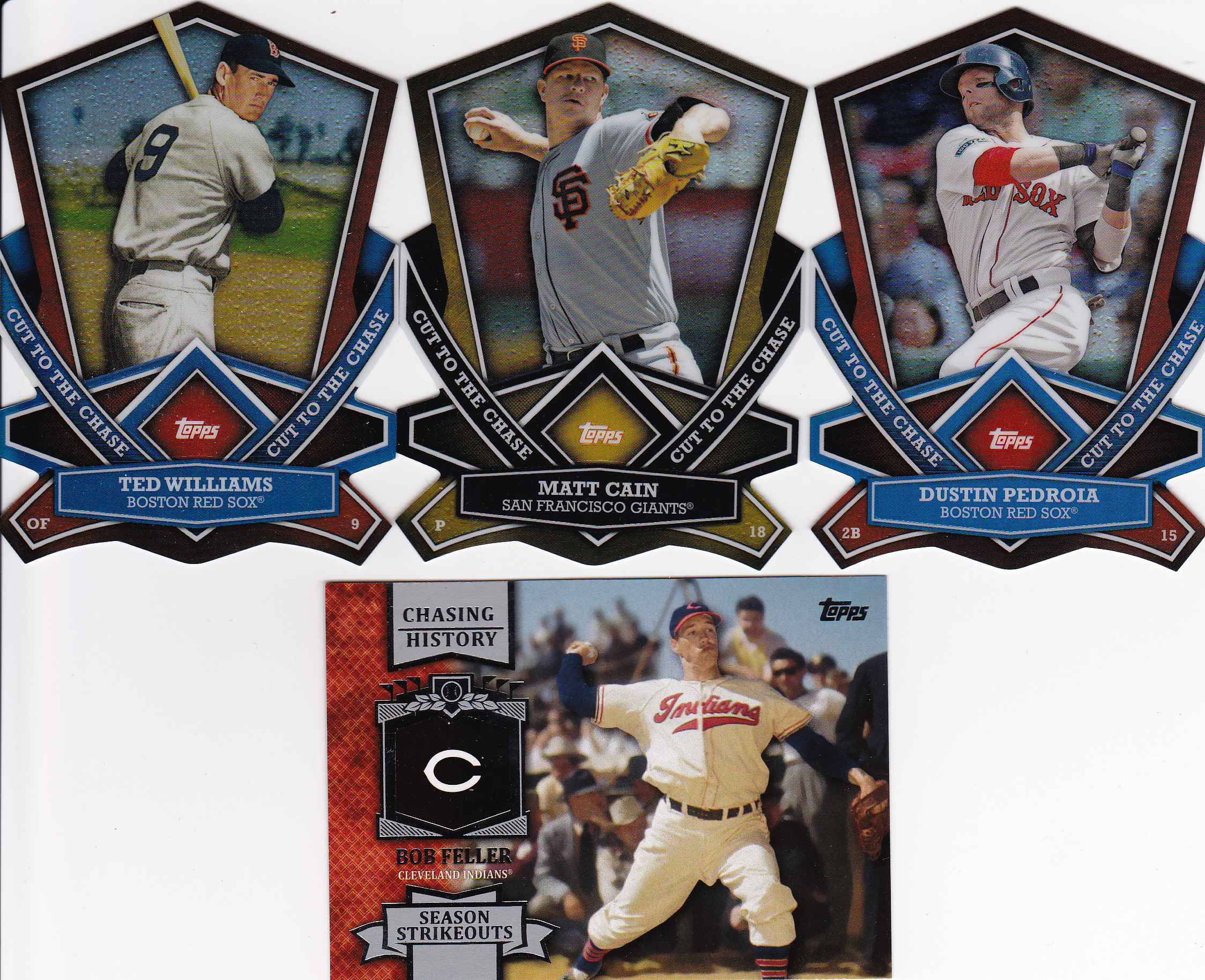 Trade Anthony June 13 - Topps 2013 Inserts