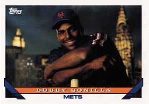 1993 Topps best card Bonilla