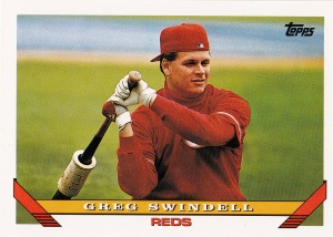 1993 Topps best Red Swindell