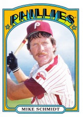 2013 Archives 72 Mike Schmidt