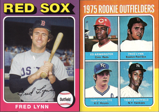 2013 Archives FF 75 Fred Lynn
