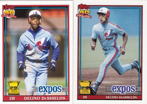 2013 Archives FF 91 DeShields