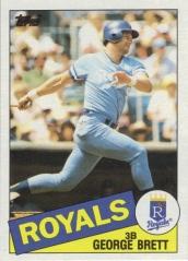 1985 Topps George Brett