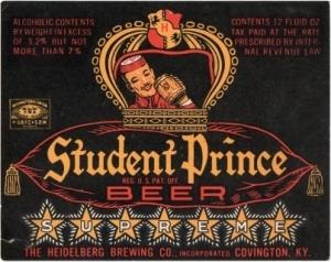 Student Prince logo
