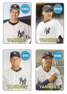 2013 Archives 4-in-1 O'Neill Yankees