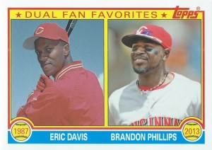 2013 Archives Dual Fan Favorite Davis Phillips