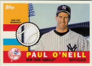 2013 Archives O'Neill 1960 Relic