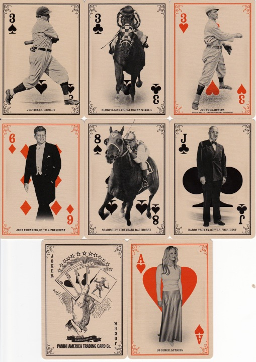 2013 Golden Age Playing Cards