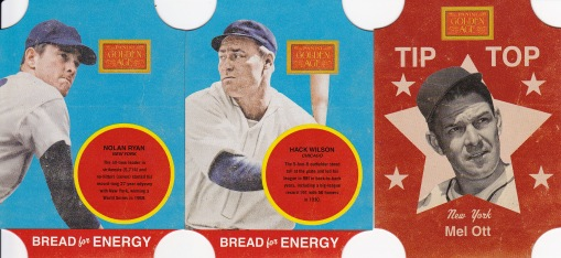 2013 Golden Age Tip Top Bread