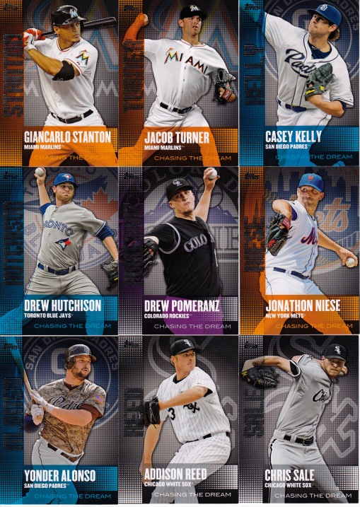 2013 Topps Chasing the Dream_0001