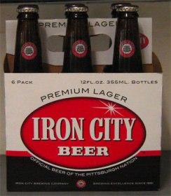 Iron City 6 pack