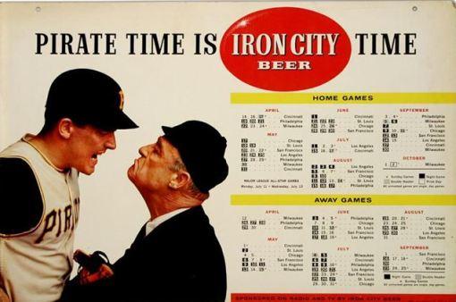 Iron City Pirates schedule