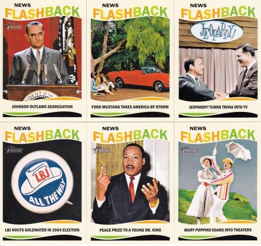 2013 Heritage News Flashbacks
