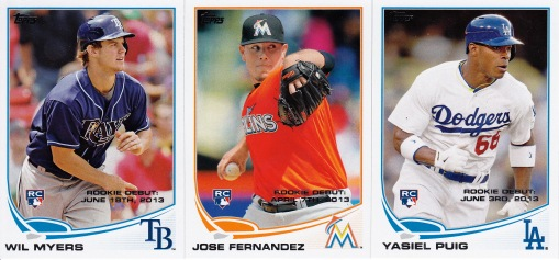 2013 Topps Update ML Debut