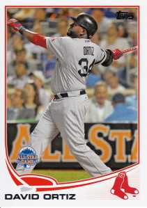 2013 Topps Update Red Sox Ortiz