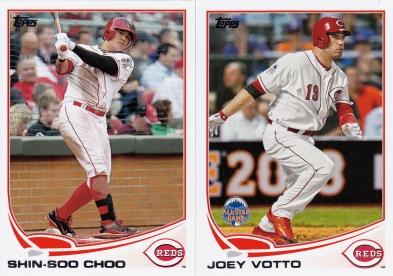 2013 Topps Update Reds Choo Votto_0001